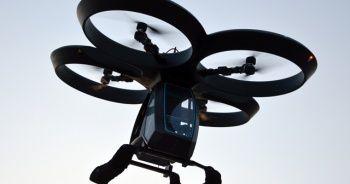 Milli uçan araba 'Cezeri' havalandı