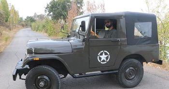 1966 model arabayı 2020 modele dönüştürdü
