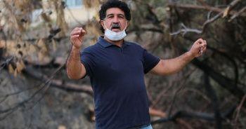 Yangın mağdurları PKK'ya lanet okudu