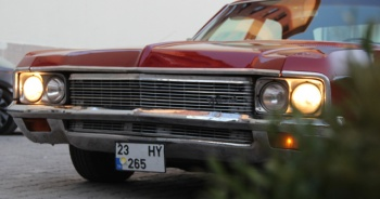 Bu otomobil 50 yaşında, fiyatı ev değerinde