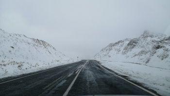 Kar yağdı! Her yer beyaza büründü