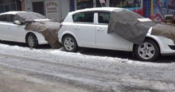 Sibirya soğuklarına karşın vatandaşlardan önlem