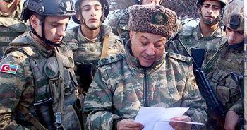 Azerbaycan askerlerine moral mektubu