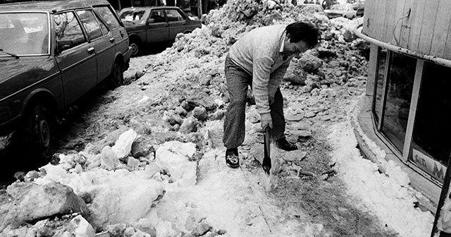 1987 İstanbul kışı