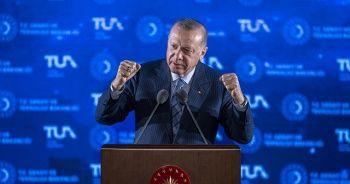 Erdoğan, Milli Uzay Programını açıkladı