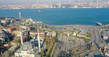 İstanbul'da kısıtlama sessizliği