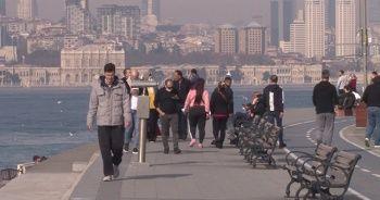İstanbul'da kısıtlama unutuldu