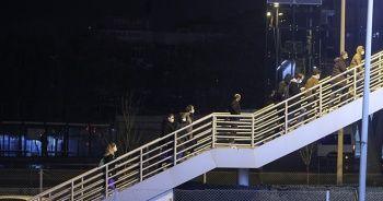 Kısıtlama sonrası İstanbul'da hareketlilik başladı