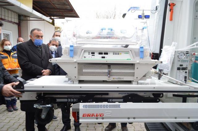 Yeni doğan ambulansının fiyatı dudak uçuklattı