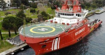 Türkiye'nin ilk acil müdahale gemisi: Nene Hatun