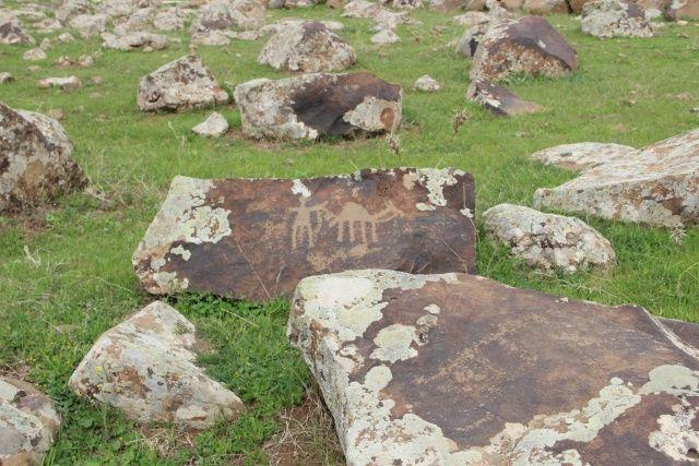 Şırnak'ta Tunç Çağı'na dayanan bulgulara rastlandı