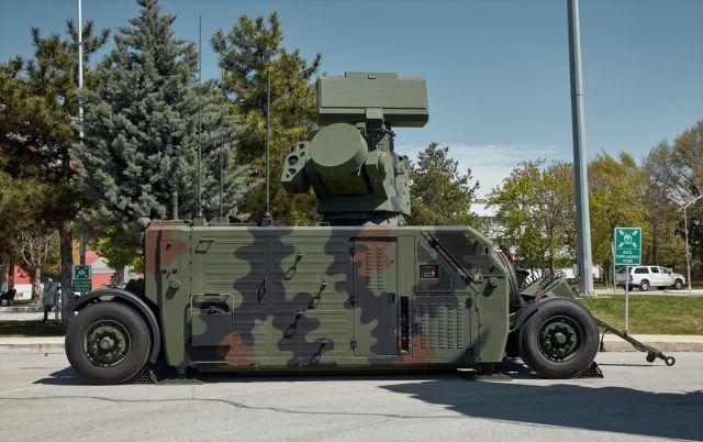 Modernize çekili top sistemleri TSK'ya teslim ediliyor