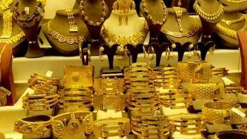 Altın fiyatları düşüşte!