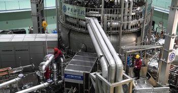 Çin'in yapay Güneş'i rekor kırdı: Gerçeğinden 10 kat daha sıcak
