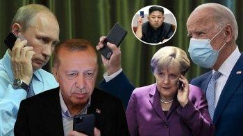 Dünya liderleri hangi telefonu kullanıyor?