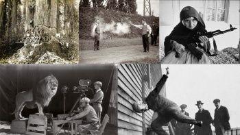 Keşfedilmemiş tarihi fotoğraflar:106 yaşındaki kadın savaşçı....