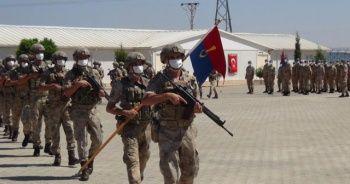 Komandolar dualarla Suriye'ye uğurlandı