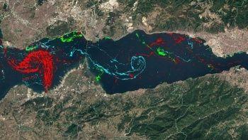 Marmara'daki müsilajın haritası: Durum vahim