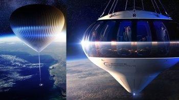 Uzay balonlarıyla yolculuğun fiyatı belli oldu kahvaltı içecek dahil
