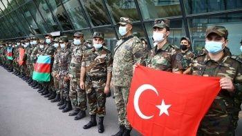 Azerbaycan, Türkiye için yola çıktı