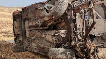 Mardin'de otomobil takla attı: 2 askerden acı haber