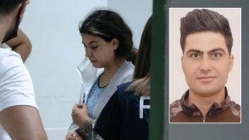 Polis olan kocasına kurşun yağdıran kadın tutuklandı