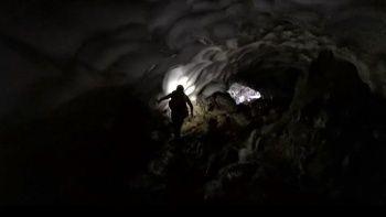 Sıcaktan bunalanlar için 50 metrelik serinleten tünel