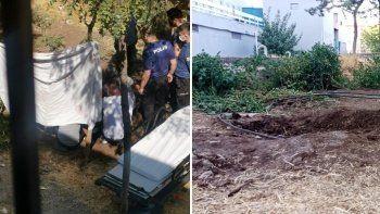 Elektrik çarpan kadını toprağa gömen yakınları İHA'ya konuştu