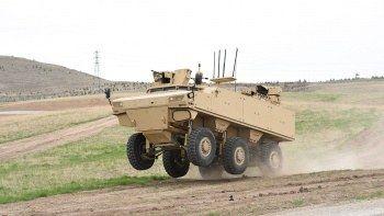 TSK'nın Özel Operasyonlar Aracı görücüye çıkıyor