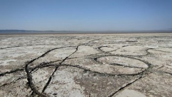 Türkiye'nin tek doğal sodyum kaynağıydı: Acıgöl küresel ısınmaya yenik düştü