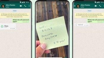 Whatsapp'tan yeni özellik: Bir kez görüntüle