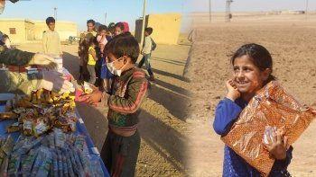 MSB'den Barış Pınarı bölgesine yardım eli