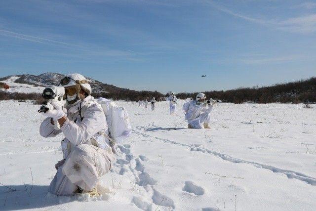 Eren-7 yedi aydır teröre geçit verilmiyor! İşte nefes kesen kareler