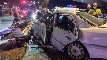 Baba ve oğlunun öldüğü kazadan üçüncü acı haber