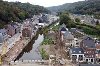 Belçika tarihinin en büyük felaketi! 3 ay geçti enkazı kaldıramadılar
