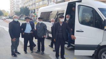 Davacıları, davalı belediye taşıdı