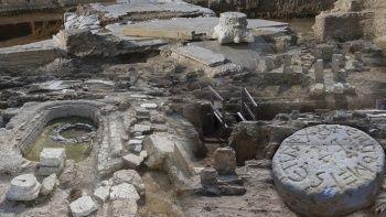Haydarpaşa Garı'ndaki çalışmalar Kadıköy tarihine ışık tuttu
