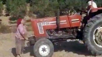 Miras tartışmasında iki kardeş, ablalarını traktörle ezdi