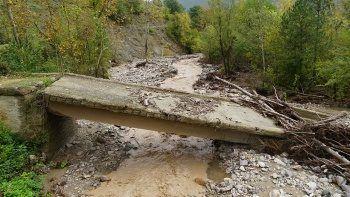 Kastamonu'da selin boyutu gün ağarınca ortaya çıktı