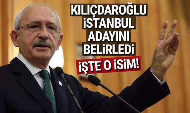 'CHP'nin İstanbul adayı belli oldu' iddiası