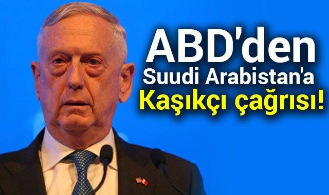 ABD'den Suudi Arabistan'a Kaşıkçı çağrısı: Şeffaf olun!