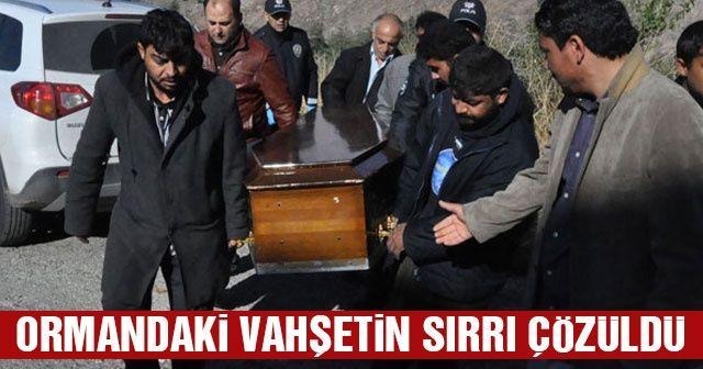 Ankara'daki vahşetin zanlısı yakalandı!