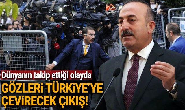"""Bakan Çavuşoğlu'ndan """"Kaşıkçı"""" çıkışı: 'Elimizde deliller var, paylaşacağız'"""