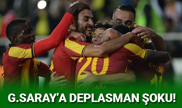 Evkur Yeni Malatyaspor - Galatasaray: 2-0