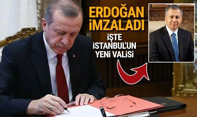 İstanbul dahil 39 ilin valisi değişti | Yeni İstanbul valisi kim oldu? (Yeni İstanbul valisi Ali Yerlikaya kimdir?)