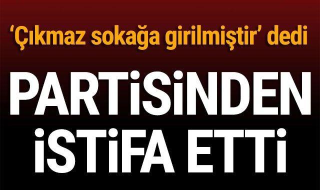 İYİ Parti'yi sarsacak istifalar!