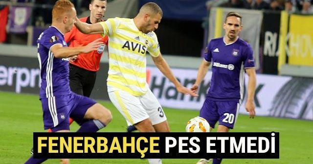 ÖZET İZLE Anderlecht 2-2 Fenerbahçe Maçı Geniş Özeti GOLLERİ İZLE!  Anderlecht Fenerbahçe MAÇI KAÇ KAÇ BİTTİ? FB Maçı Geniş Özet