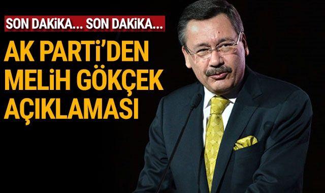 SON DAKİKA: Melih Gökçek MHP'den aday olacak iddiasına AK Parti ve Mustafa Tuna'dan AÇIKLAMALAR