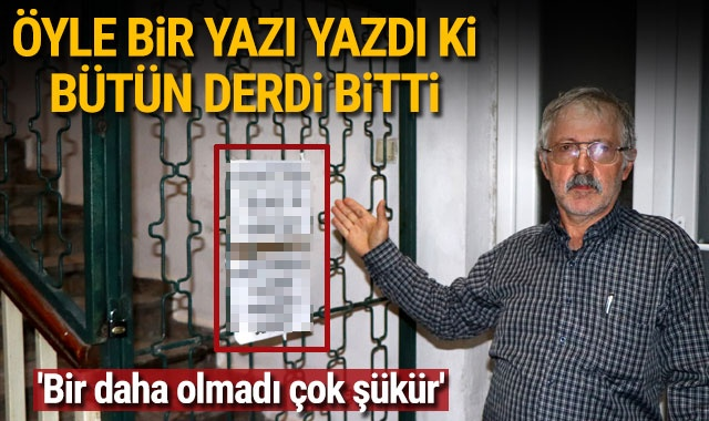 Trabzon'da intihar girişimlerine ilginç önlem!