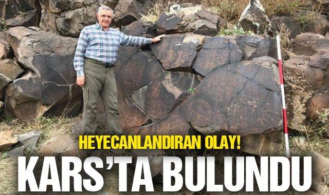 Anadolu'da ilk Türk izleri